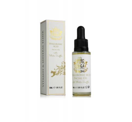 25 White Truffle Hyaluronic Acid Facial Oils