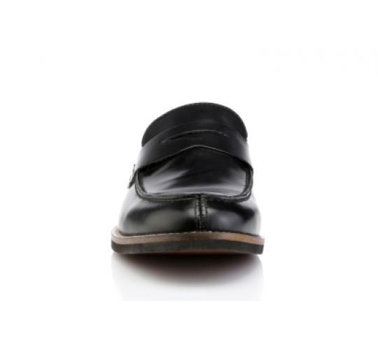 Red Tape Men's Slaney Loafers Black Stocklot of 17