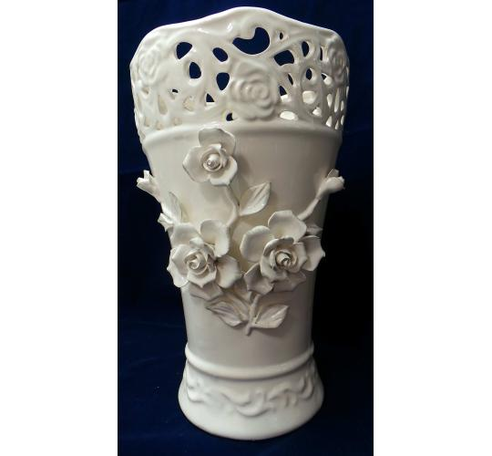 One Off Joblot of 5 Madame Posh 'Faberge' Flower Vases 40030
