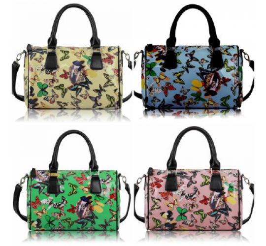 Butterfly Trendstar Satchel Wholesale Handbags