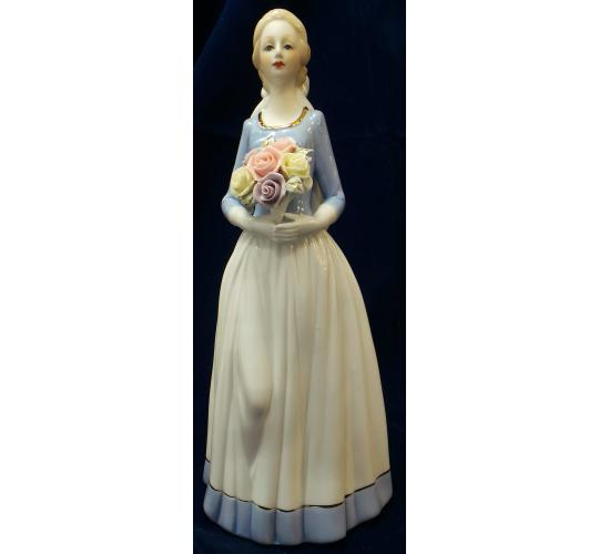 Wholesale Joblot of 13 Madame Posh 'Dutzia' Lady Figurines 40453