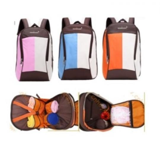 15 X designer 3pcs baby changing rucksack bag