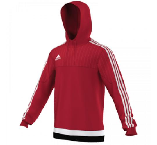Adidas TIRO 15 Climacool Red Hoodies