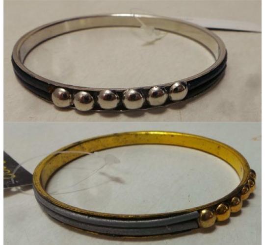 Wholesale Joblot of 20 DesignSix Lopez Bracelets 2 Colours 11410