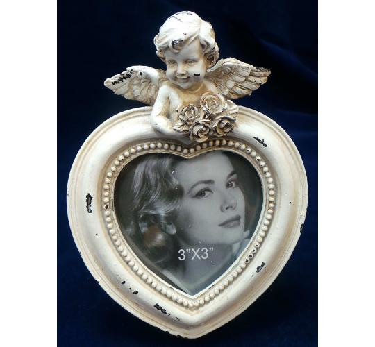 Wholesale Joblot of 9 Madame Posh 'Amanda' Cherub Photo Frames 11032