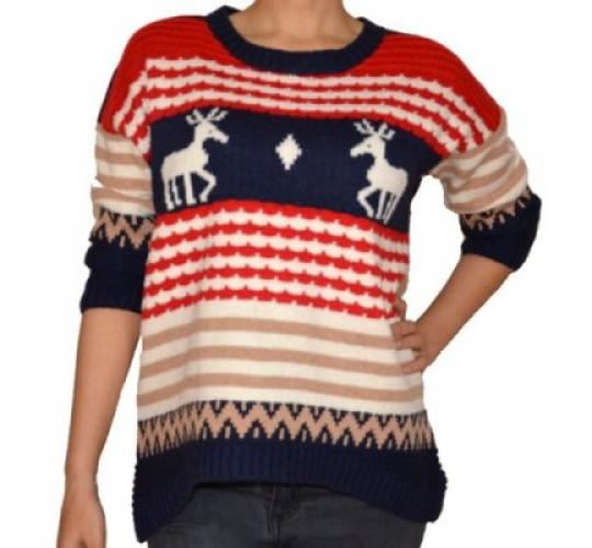 Wholesale Christmas or Winter Jumper Sweater Size 8 - 10 ( Clearance Sale - Must go!)