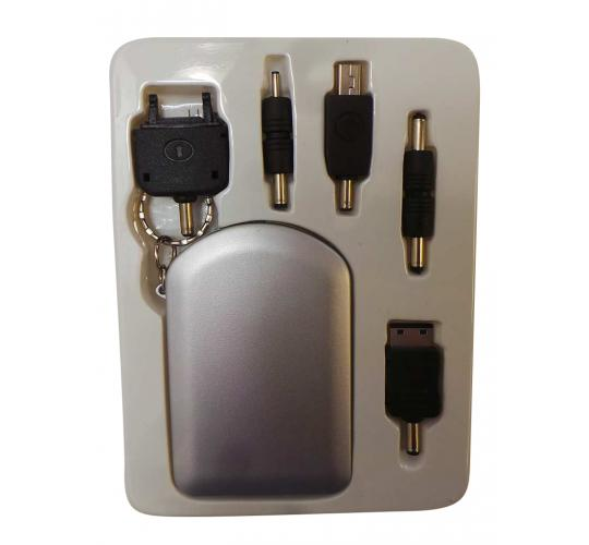 Wholesale Joblot of 200 Emergency Mobile Phone Keyring Chargers TA0043