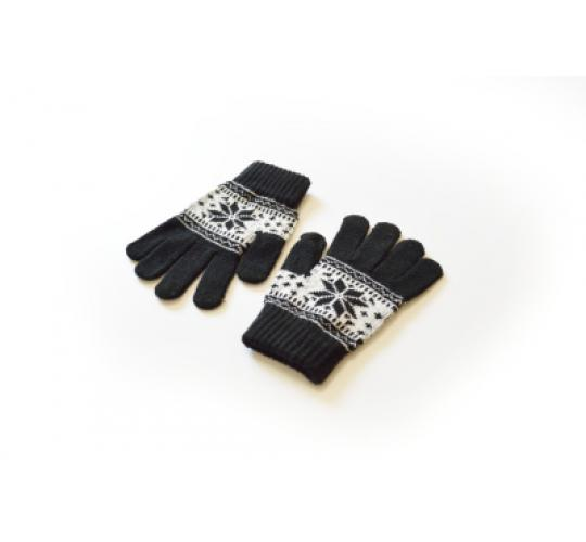 60 assorted Touch Screen Snowflake Gloves