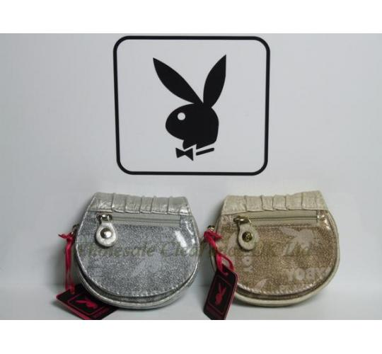 WHOLESALE JOBLOT OF 10 PLAYBOY LADIES MIXED COIN PURSES