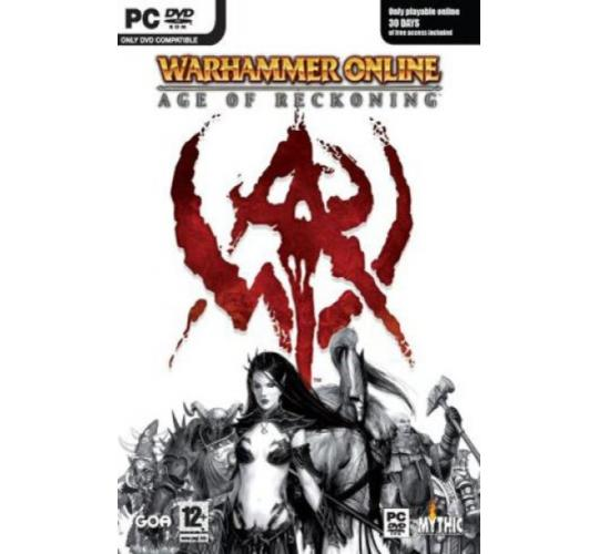 400 x Warhammer Online - Age of Reckoning PC