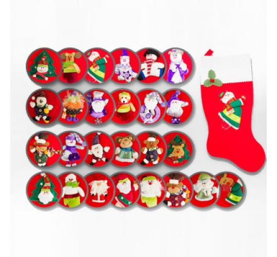 500 x CHRISTMAS Stocking - Over 40 3D Designs
