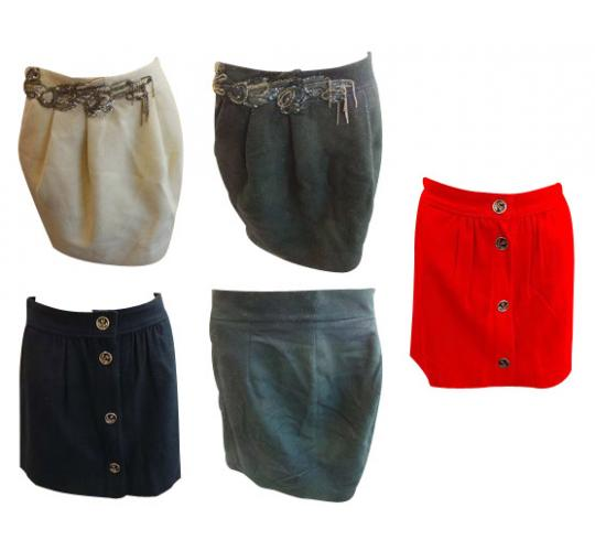 One Off Joblot of 7 Womens High End Branded Skirts 5 Styles Sizes 4-12