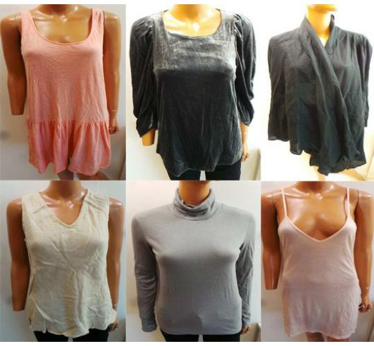 One Off Joblot of 8 Ladies Premium Branded Clothing Tops, Dresses & Skirts