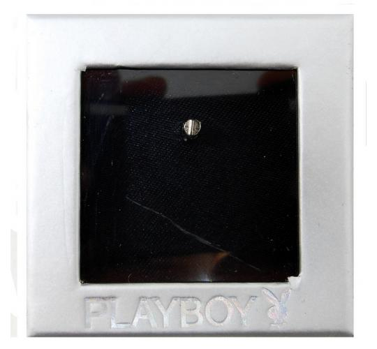 Joblot of 500 Small Silver Playboy Belly Bar Boxes