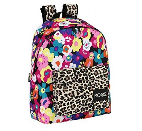 Safta Moos Multi-Coloured Backpack