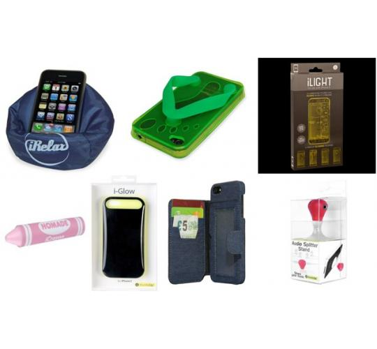 One Off Joblot Of 41 Thumbs Up Mobile Phone Products Mainly For iPhone 4 and 5