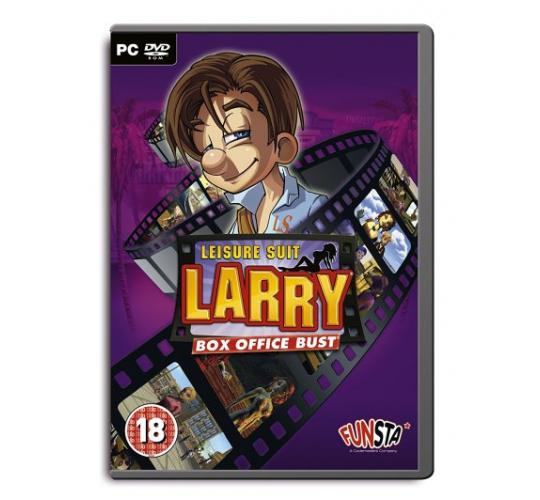 200 x Leisure Suit Larry Box Office Bust PC Brand New