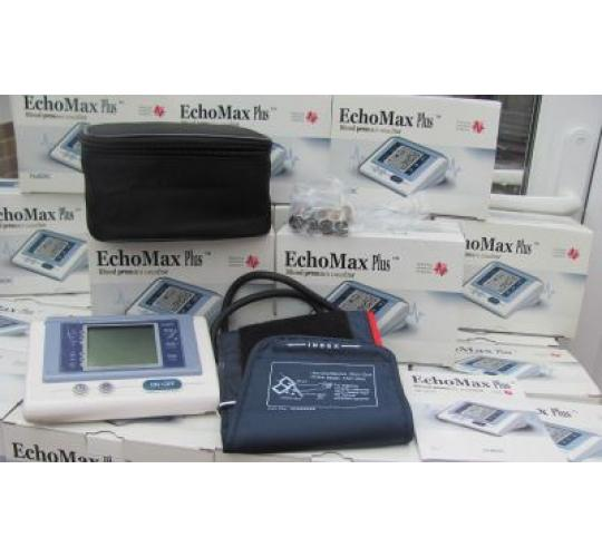 20 x HuBDIC Blood pressure monitors with case