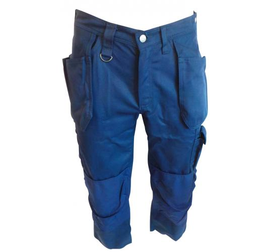One Off Joblot of 17 Tranemo Craftsman Workwear Navy Trousers Sizes 34S-44R