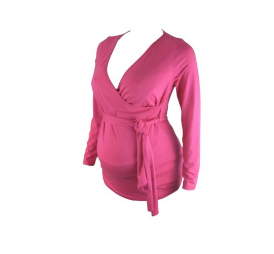 Rose pink Maternity nursing joblot mixed sizes 8-16UK