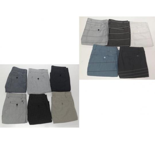 Wholesale Joblot of 50 O'Neill Mens Shorts Mix of Colours/Styles Sizes 28-38