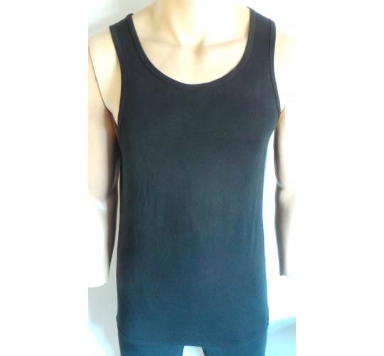 Wholesale Joblot of 20 Mens Atticus Black Vest Tops Sizes XS-XL