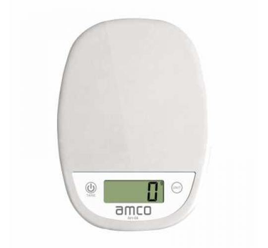 BULK BUY 40 pcs amco Digital Kitchen Scales 5kg/11lb Electronic Weighing Scales - White