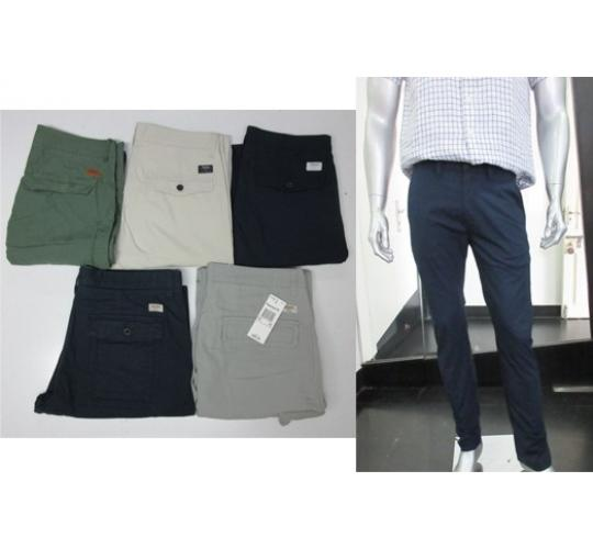 Wholesale Joblot of 50 Timberland Mens Trousers Mixed Styles & Colours