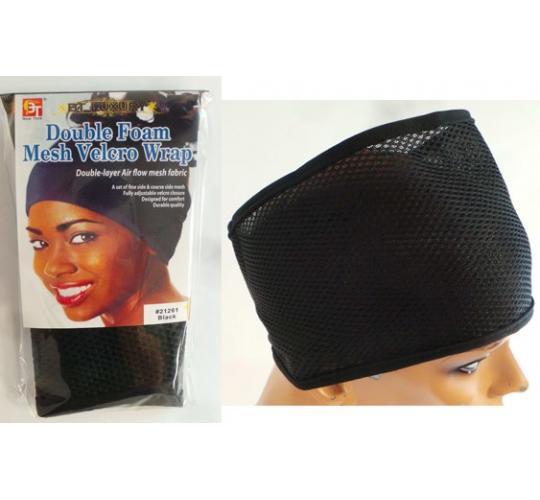commander en ligne performance fiable commercialisable Wholesale Joblot of 50 Double Foam Mesh Velcro Wraps For ...