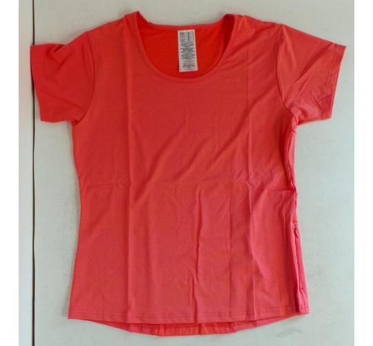 Wholesale Joblot of 10 Avon Ladies Pink Fitness T-Shirt Size XL