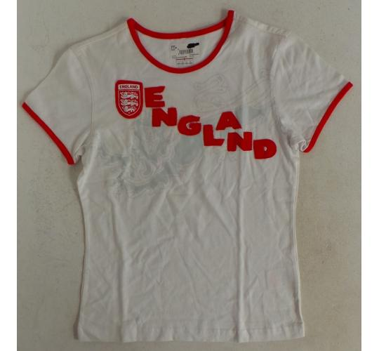 Wholesale Joblot of 20 Umbro Childrens England '66 T-Shirts Sizes S-L