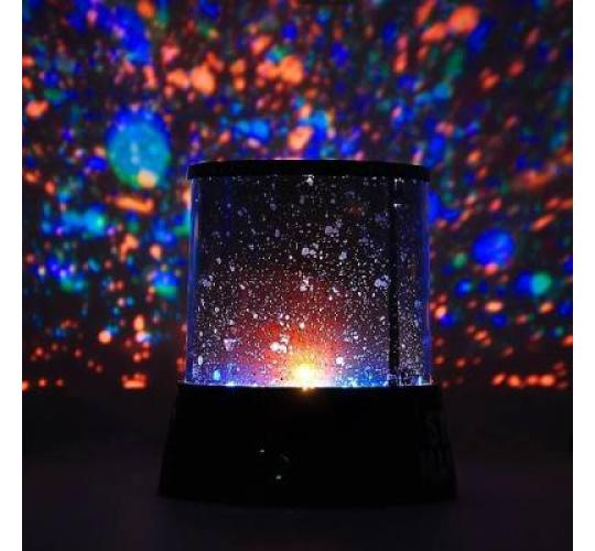 Joblot of 120 x Star Projection Night Light - Sky LED Projector Mood Lamp - Moon Star Master - Kids Bedroom - Childrens - Baby Bed - Colour Changing R