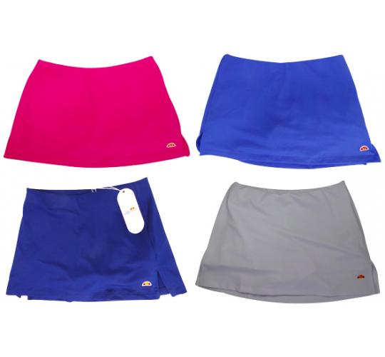 Wholesale Joblot of 10 Ellesse Girls Tennis Skirts Mixed Colours Range of Sizes