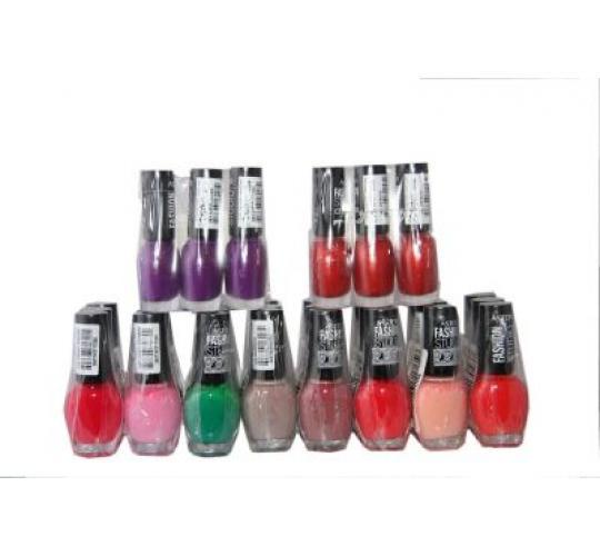 90 x Astor Fashion Studio Nail Polish | 10 shades | RRP £65 | Great Shades
