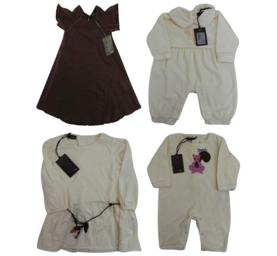 d81ad9125c One Off Joblot of 4 Fendi Baby Grows   1 Dress Mixed Styles Size 3 Months