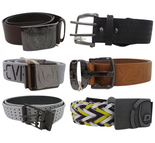 Wholesale Joblot of 10 Duck and Cover Mens Belts Mixed Styles