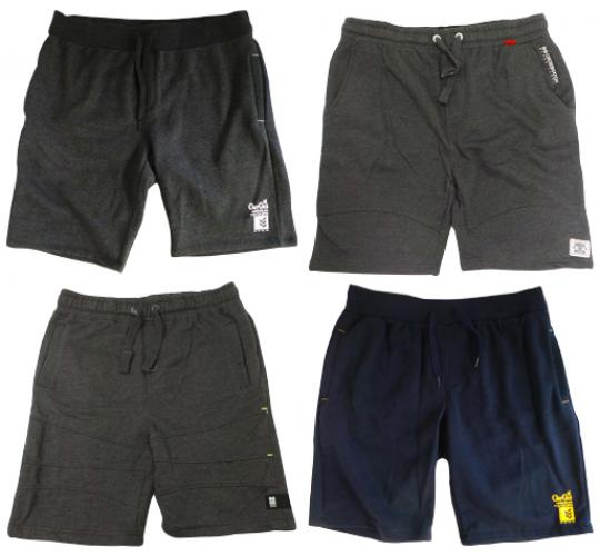 One Off Joblot of 14 Mens Lounge Shorts - Gio-Goi, Crosshatch & Sonneti
