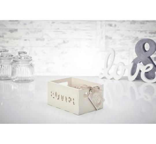 Nikki Collection Shabby Chic Butter Holder
