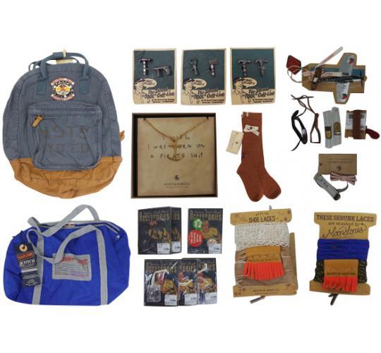 Joblot of 28 Scotch Shrunk & Scotch R'Belle Mixed Items - Bags, Jewellery & More