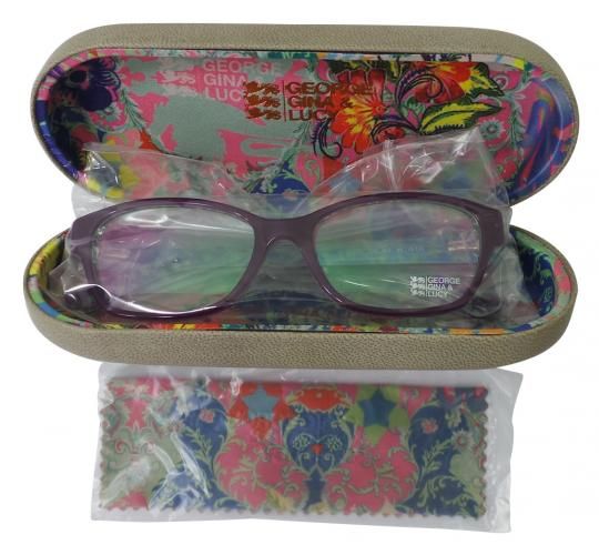 8ef74090255 Wholesale Joblot of 5 George Gina   Lucy Poseeng Milky Purple Optical  Glasses