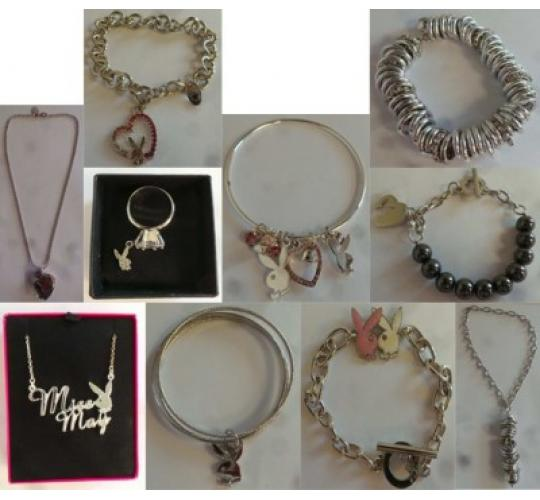 One off Joblot of 34 Mixed Play Boy Jewellery