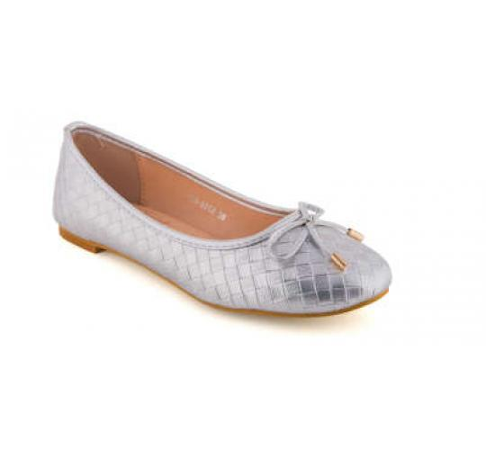 3 Pairs Of Bow Hive Ballet Flats Women Shoes