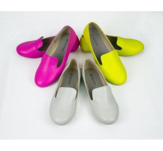 5b363734fd87 30 Pairs Of Ladies Girls Ballerina Flat Summer Shoes -Mixed Colours RRP £420