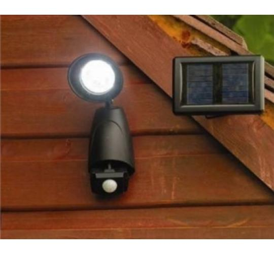 9 LED SOLAR SECURITY LIGHT WITH MOTION SENSOR
