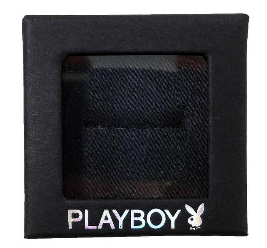 Joblot of 2000 Black Playboy Ring Boxes