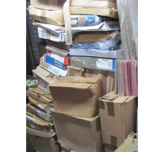Huge Pallet of stationary. files, envelopes, binding machine etc RRP £4482