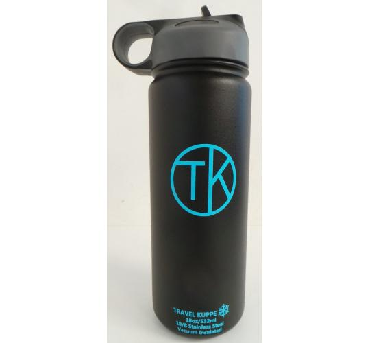 Wholesale Joblot of 10 TK Travel Kuppe 18oz Ice Sports Water Bottle With Straw