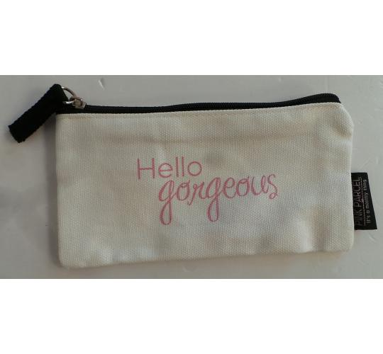 Wholesale Joblot of 50 Limited Edition Pink Parcel Hello Gorgeous Cosmetic Bags