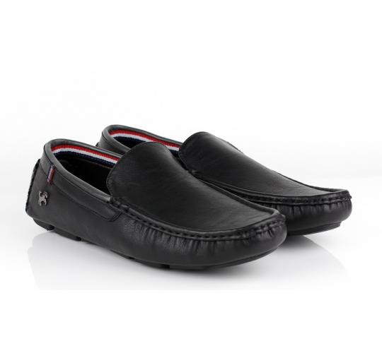 Job Lot 12 Pairs Black Mens Smart Casual Slip On Fashion Penny Driving Moccasin Loafers Shoes UK Size