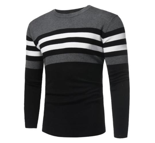 Men's Striped Jumper x 22